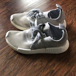 Grey NMDs